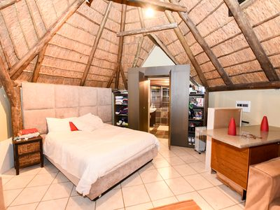 Photo for Large, modern studio unit with private garden in Bryanston