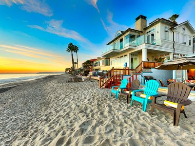Photo for 25% OFF OPEN OCT - Oceanfront Home, 2 Units in 1, Amazing Location w/ Views