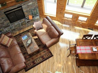 Photo for Black Hills Cabin-Great Views, Internet,Ht Tub, Pool Table, 50' TV