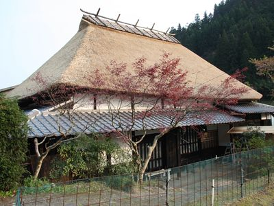 Photo for It is a room of a 170-year-old agate old folk house!Dinner and breakfast at the hotel's open hearth cafe Liraku!