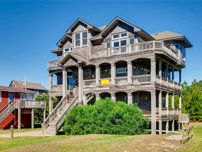 Photo for Oceanview Family Getaway w/ Pool, Hot Tub, Media Room, Game Room, Dog-Friendly