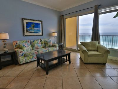 Photo for Recently updated Treasure Island 4th Floor. King Beds in both bedrooms