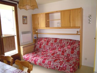 Photo for 2 rooms 4 people 2* exposed South East