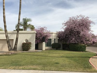 Photo for 2,000 SQFT PRIVATE OASIS IN North Scottsdale with beautiful POOL