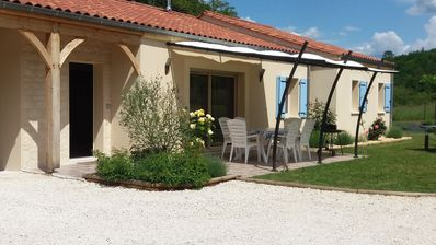 Photo for New house 6 to 7 people NEAR SARLAT classified 3 * WITH SWIMMING POOL