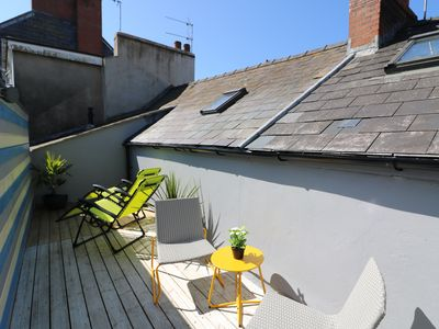 Photo for 1 CHATSWORTH HOUSE, family friendly in Tenby, Ref 958272