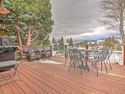 Photo for Spacious Home on South Lake Tahoe w/Dock & Hot Tub