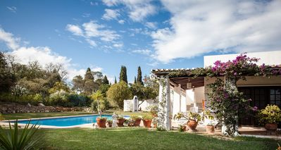 Photo for Lovely villa for max. 6 persons with beautiful garden and private pool.