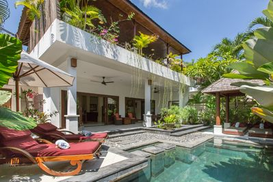 Two Bedroom Villa Close to The Beach