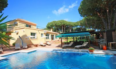 Photo for Marbella Villa, Sleeps 15 with Pool, Air Con and WiFi
