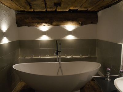 Photo for Rustico style with modern and rustic, 2-4 P, in Val Poschiavo, near Engadine