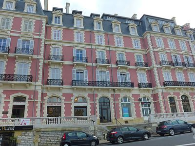 Photo for 2 bedroom Apartment, sleeps 6 in Biarritz with WiFi