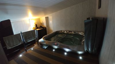 "Photo for Gîte ""LE PEN D'WEEK"", SPA-Jaccuzzi-Sauna, 10 minutes from MT-ST-MICHEL, 25 minutes from ST-MALO"