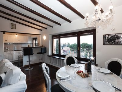 Photo for Vista Menaggio Centro is located in the heart of town, only steps from shops, public transportation