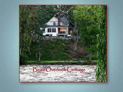 """Photo for THE """"best rates of the year"""" at BEAU OVERLOOK COTTAGE"""