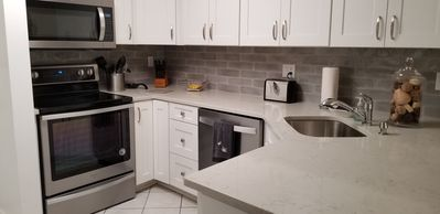 Photo for Kitchen updated,Rates include taxes/cleaning