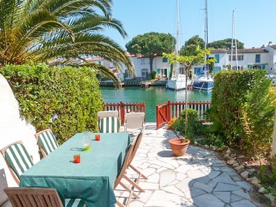 Photo for House 8 persons  et  11 m mooring Port Grimaud