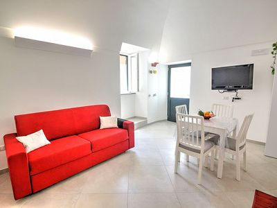 Photo for Casa Scarlatta: A welcoming apartment situated in a quiet location, a few minutes from the town center, with Free WI-FI.