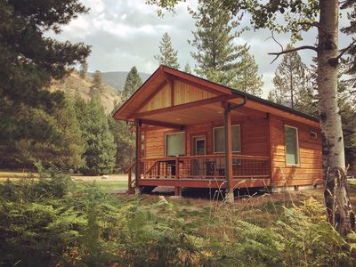 Photo for More than just a cabin... Experience Montana Adventure