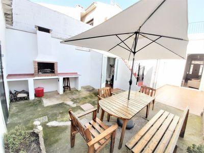Photo for CICLOPE. House with terrace and barbecue near the sea