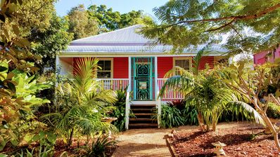 Photo for Tinkerbell Cottage, in the heart of Bangalow in beautiful Byron Bay Hinterland