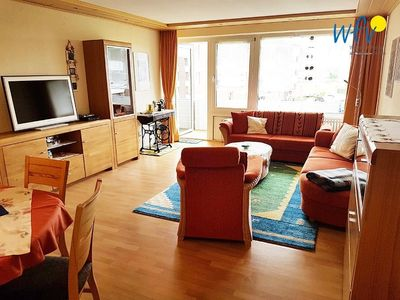 Photo for Comfortable apartment with sunny balcony - ideal for your family holiday a