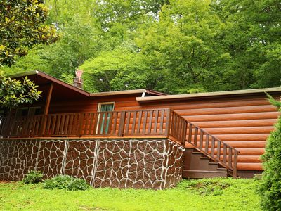 Photo for 4BR Cabin Vacation Rental in Speedwell, Tennessee