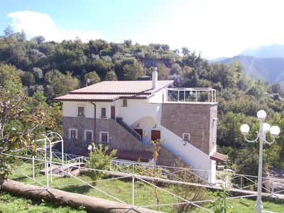 Photo for Sea -View Monticelli-Mansion breakfast included