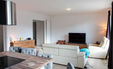Photo for Annecy Hyper Center - Bright apartment of 80m2