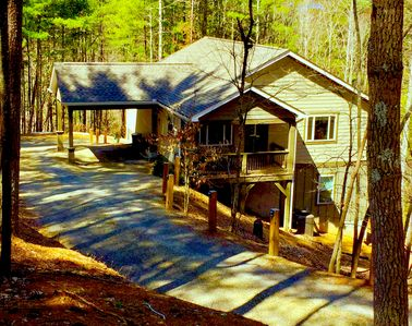 Photo for 2BR Cottage Vacation Rental in Weaverville, North Carolina