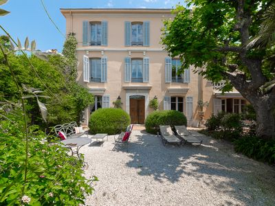 Photo for Villa des Glycines - Villa for 8 people in Antibes