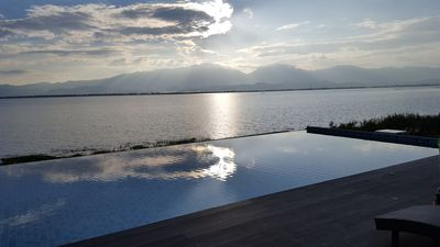 Photo for Apartment with beautiful lake view phayao