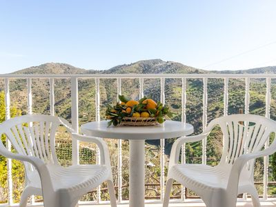 Photo for Exotic Holiday Home in Malaga with Jacuzzi
