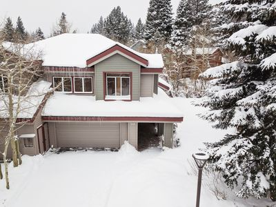 Photo for Great Large Family Luxury Townhome- 4 Bedroom - in Snowcreek 4 -  (BTC # 7382)