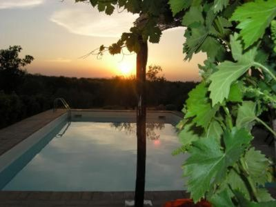 Photo for country house with private swimming pool