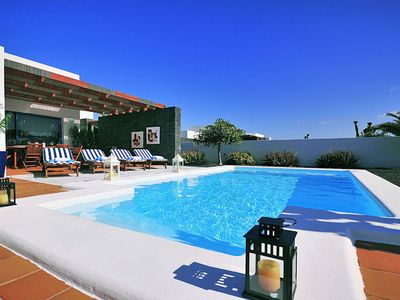 Photo for Villa Miramar B2 is a beautiful and modern villa, situated in a quiet position in the ever popular r