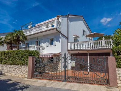 Photo for Holiday apartment Novi Vinodolski for 6 persons with 3 bedrooms - Holiday apartment in a villa
