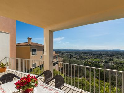 Photo for Biali - Beautiful house with stunning views in Búger