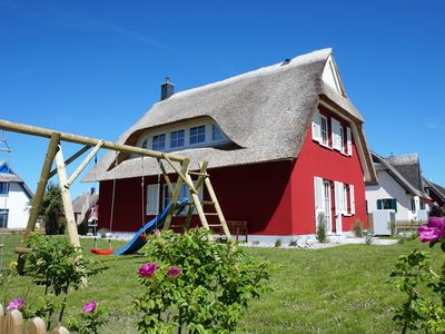Photo for **** Thatched house - perfect for families with dogs