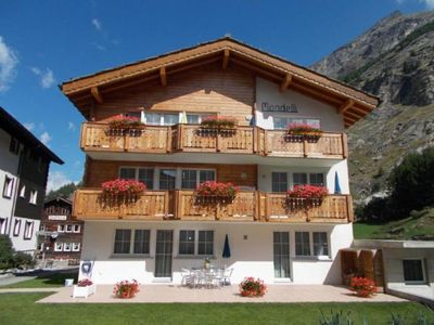 Photo for Holiday apartment Saas Almagell for 4 - 5 persons with 2 bedrooms - Holiday apartment