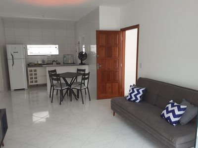 Photo for Top floor apartment 500 meters from the sea