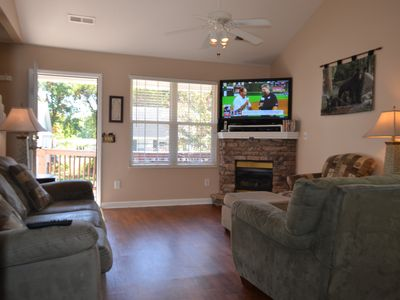 Photo for 3BR Chalet Vacation Rental in Pigeon Forge, Tennessee