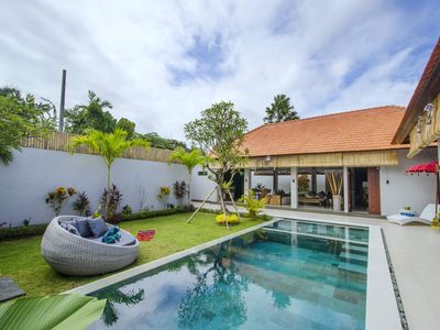 Photo for Superb 3 bedroom Villa ANOLI - Seminyak Center - Site number 1