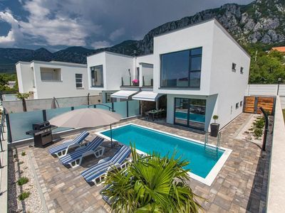 Photo for With fantastic panoramic views and pool - Villa De Shery 1