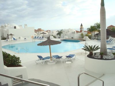 Photo for New apartment in luxury complex in Playa Paraiso, Costa Adeje near