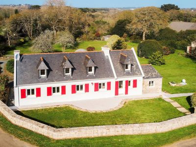 Photo for Vacation home Les Volets Rouges (PEU101) in Treogat - 5 persons, 3 bedrooms