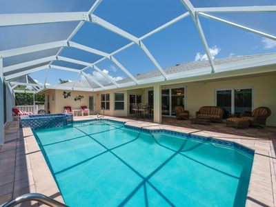 Photo for Updated Home Walk to Shops, Restaurants, Close to Beach, Nice Pool & Hot Tub