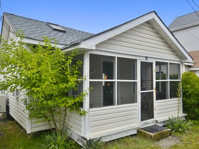 Photo for DAILY Activities. LINENS INCLUDED*!  STEPS TO OCEAN, DEWEY BEACH, WALK TO RESTAURANTS & MORE. One story, 2 bedroom 1 bathroom, cottage just steps from the ocean.