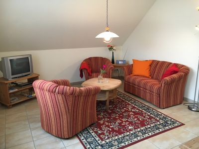 Photo for Apartment / app. for 3 guests with 55m² in Fehmarn OT Burg (77057)
