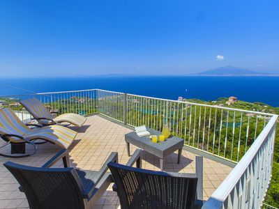 Photo for private-villa-sea-view-parking-air conditioning- internet wifi